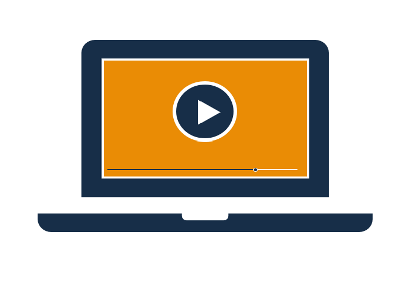 Video player for the web playback | Kinow