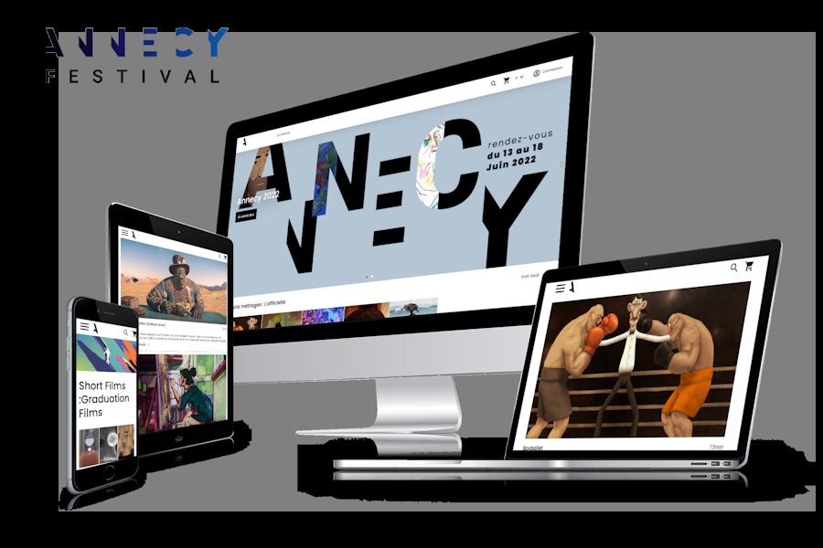 Festival internation du film d'animation d'Annecy (FIFA)