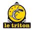 Logo Le triton