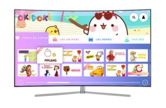 VOD platform Okidoki
