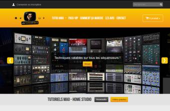 VOD platform Tuto d'Anto