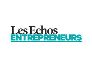 logo Les Echos Entrepreneurs